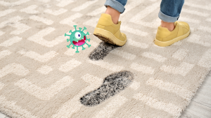 HOW TO KEEP YOUR CARPET FROM HAVING A BAD ODOR